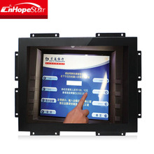 12 inch open frame lcd monitor/open frame touch screen monitor for ATM