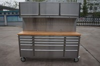 Hyxion high quality 72inch heavy duty rolling tool cart