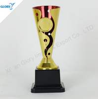 Wholesale more design plastic trophy from China