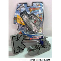Special K letter transform robot toy for kids