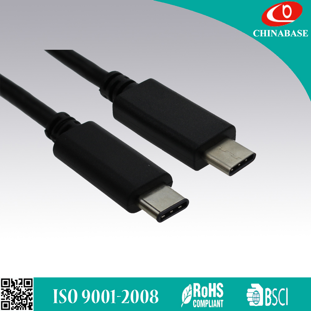 USB C 3.1 Type-C male to USB-B 3.0 male cable Supper Speed usb3.1