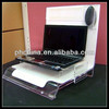 97% transparent new cast acrylic laptop stand/acrylic laptop case/clear acrylic laptop stand
