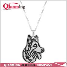 Women Pendant Necklace German Shepherd Jewelry Pendant and Necklace Great for All The Dog Puppy For Girl Gift