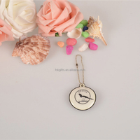 Wholesale bird keychain/gift pvc keyring/round rubber key chain