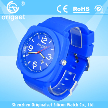 Newest 30M Waterproof interchangeable strap watch Japan movement custom watches changeable fashion silicon watch