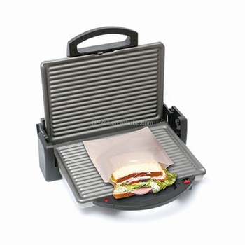 As seen on TV 2017 items Panini bag toaster bags