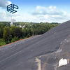HDPE/LDPE Smooth Black HDPE Geomembrane Liner Sheet for Landfill