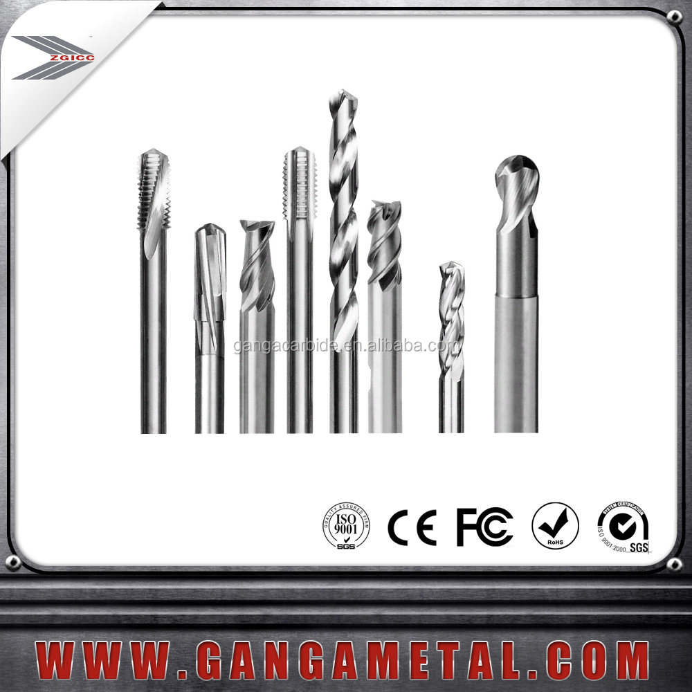Processing spherical end mills carbide engraving end mills