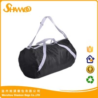 High quality 210D polyester foldable duffel bag for sport