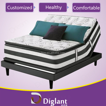 Diglant Mattress 12 Inch Cool Gel Memory Foam Mattress, Twin Xl