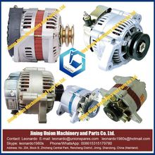 generator for Delco Remy DH220-5 alternator 28V 65A 390040;2502-9007B Slotsl00-41
