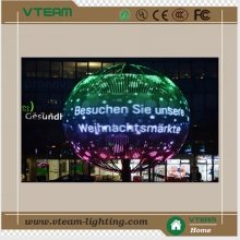 flexible led display module, outdoor led curtain/flexible led screen/soft led display