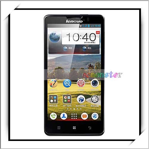 Lenovo Smartphone P780 Fast Speed Version 5 Inch Android 4.2 MTK6589 Quad Core 1.2GHz 4GB