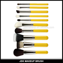 Nylon hair wholesale makeup brushes