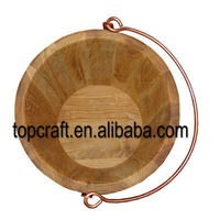 20 litres wooden water bucket from factory