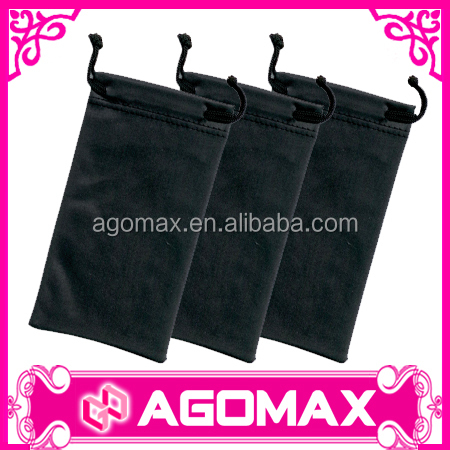Special offer eco-friendly reusable phone microfiber cleaning bag