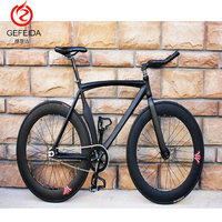 high quality wholesale bicycle moutain cycles aluminum alloy fixed bike fixed gear bike