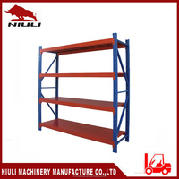 Niuli light Steel storage display rack