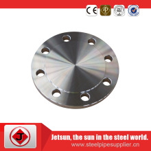 high pressure carbon steel blind flange(bl rf rtj) a105 flanges and pipe fittings