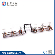 Narrow fabric needle loom parts, Muller parts - Threads supervision