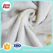 Baby Cotton Terry Cloth Blanket with Good Quality