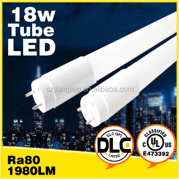 5000K daylight color T8 led tubes for tanning beds 4ft 2ft high CRI