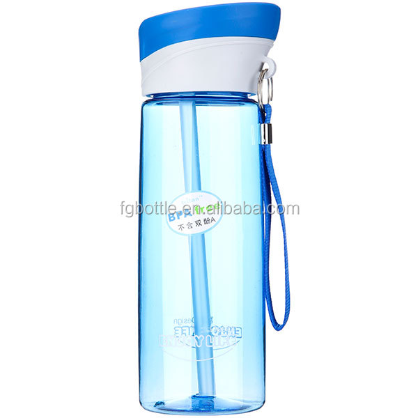 high transparence BPA free unbreakable sports water PP/PC/TRITAN/PCT-G bottle