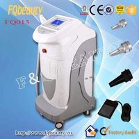 3 years warranty medical CE long puls nd yag laser for all pigment removal birthmark skin mole remove eye line yag laser machine