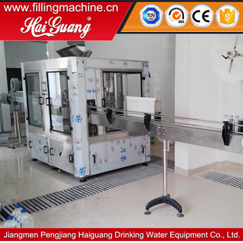 Factory supply best quality mineral water bottling plant price/china pure water production line