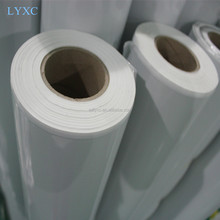 Polyester foil laminating roll film for packing
