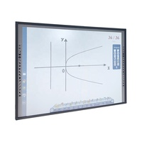 60 inch-106 inch infrared interactive tv touch screen whiteboard