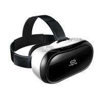 2016 hottest Android VR Headset 3d glasses Magicsee M1 All in one 3D glasses Virtual Reality Support 3D online movies and games
