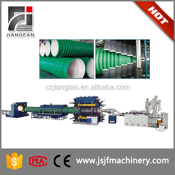 PP/PE/PPR Plastic Processing Machinery