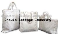 [super Deals] Organic Cotton Bag / Organic Promotional Duffel Bags / Eco-Friendly Cotton Travel Bags