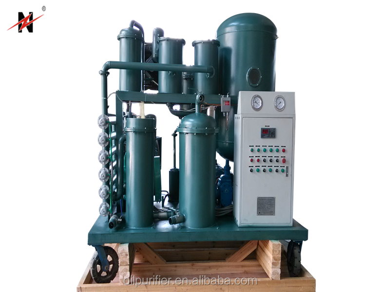Multi-function Vacuum Coolant Oil Recycling Machine/Oil Purifying Machine