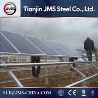 Made in china off grid pv solar tracking bracket system 1000w