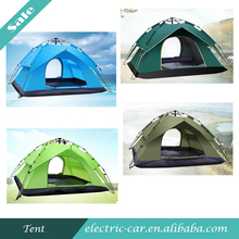 4 Person Camping Tent Outdoor Waterproof Double-Layer Folding Camping Tent