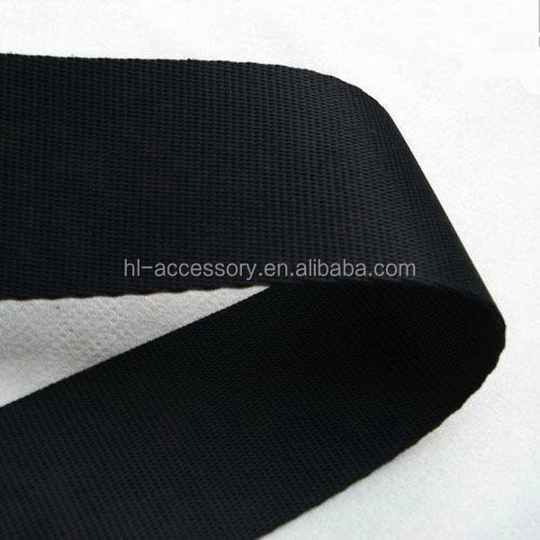 High quality latest polyurethane coated nylon webbing