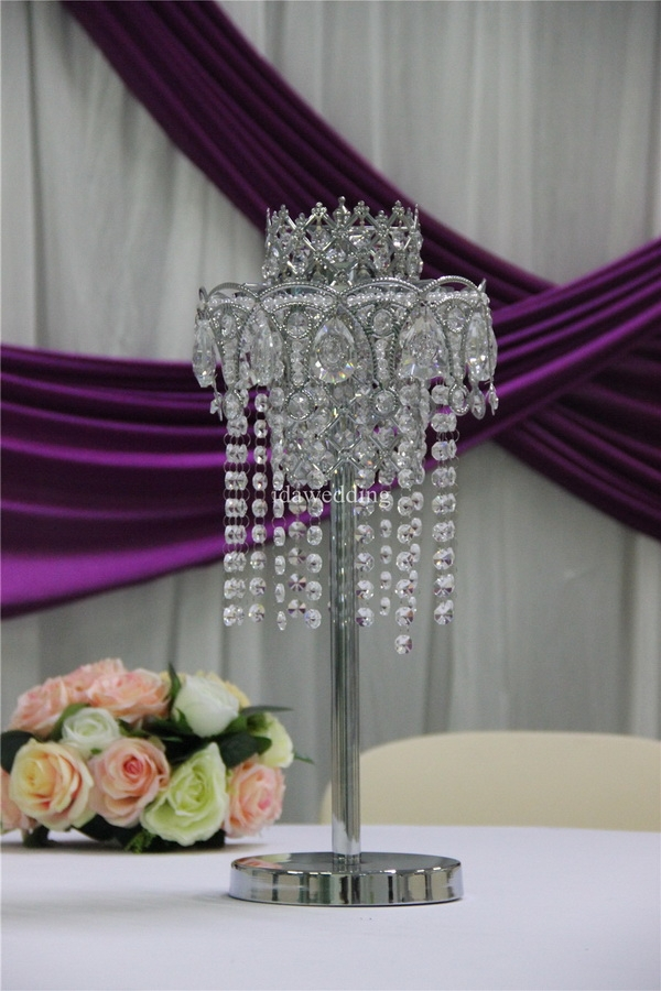hanging crystal beads wedding decoration centerpieces bulk buy from china
