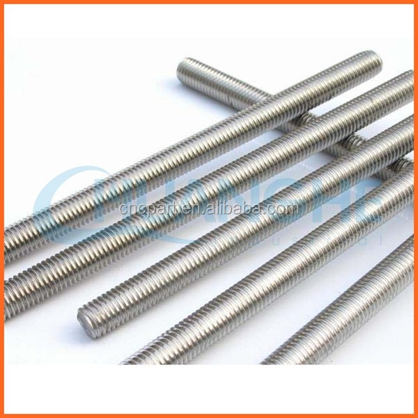 Hot sale nylon threaded rod