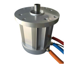 Wholesale competitive price stronger long working life 4.5KW brushless motor