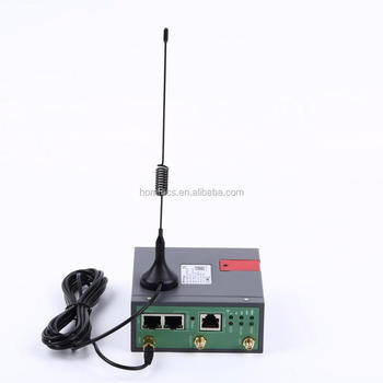 H21series Industrial M2M 4G wifi Router with OpenWRT function