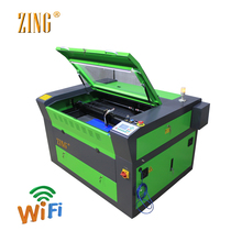 china price 5070 7050 co2 laser engraver cutter / 60w 80w laser engraving cutting machine