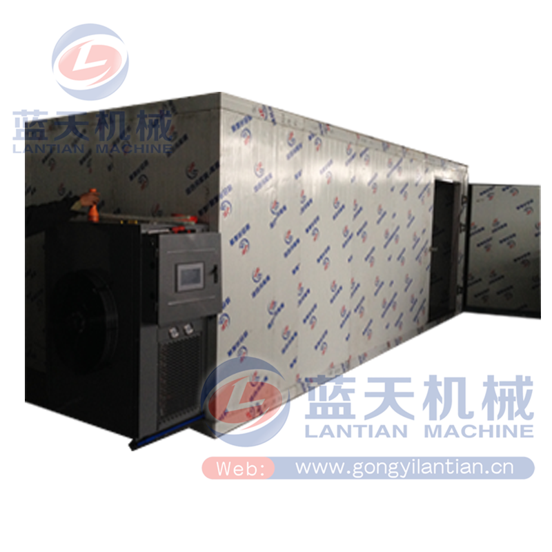 Widely used heat pump type industrial freeze dryer