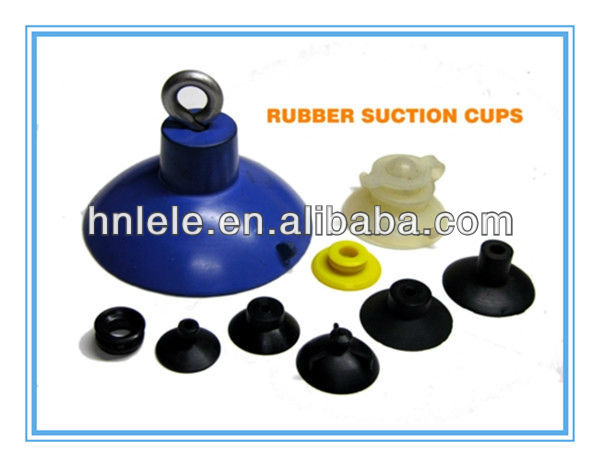 custom good performance rubber suction cup