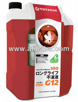 TOTACHI LONG LIFE OAT TYPE G12 ANTIFREEZE