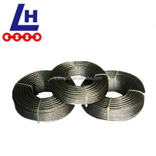 Strong 6x19S ungalvanized steel wire rope