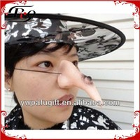 halloween prop funny witch nose