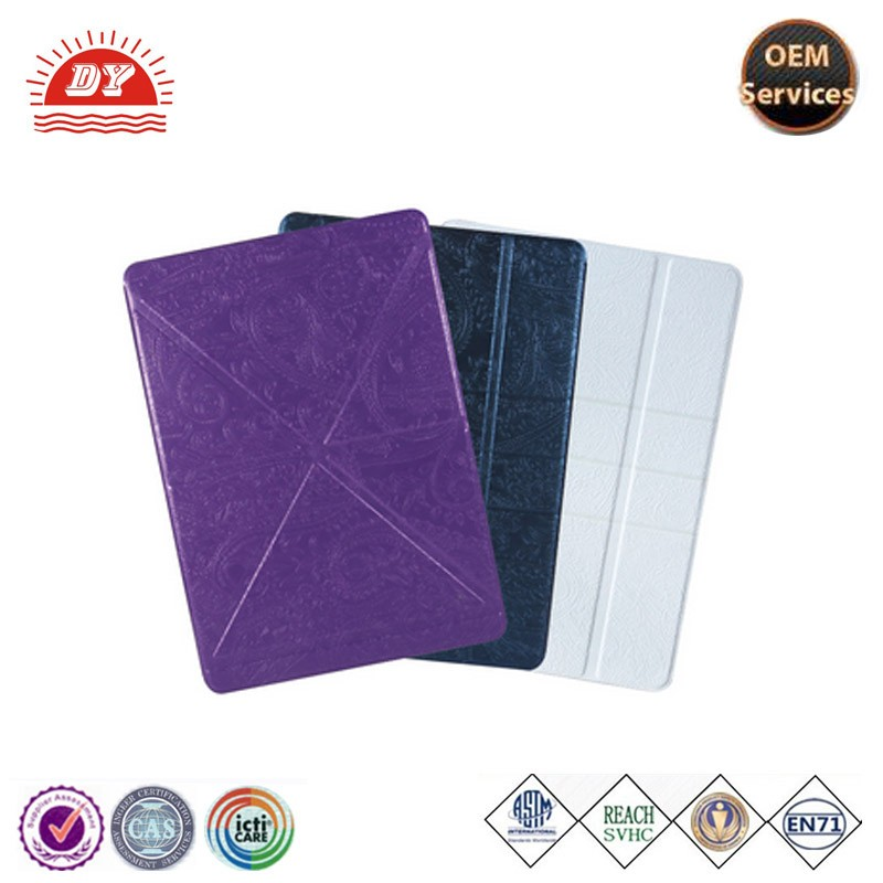 Magnetic PU Leather TPU Ultra Slim Smart Cover For Apple iPad Air