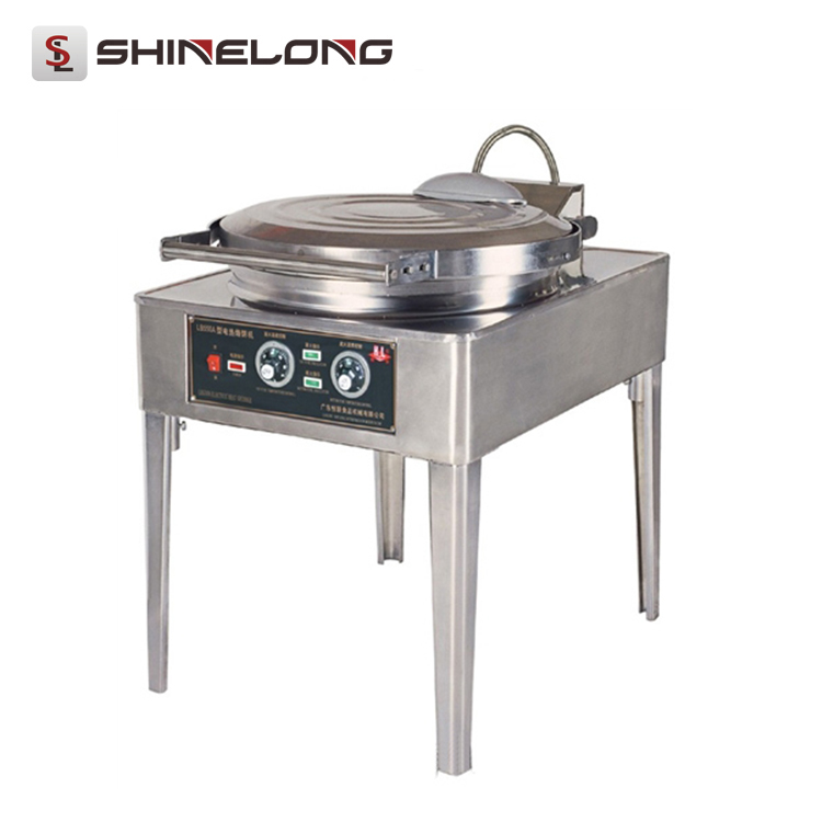 Guangzhou Best Selling Automatic Automatic Industrial Crepe Machine